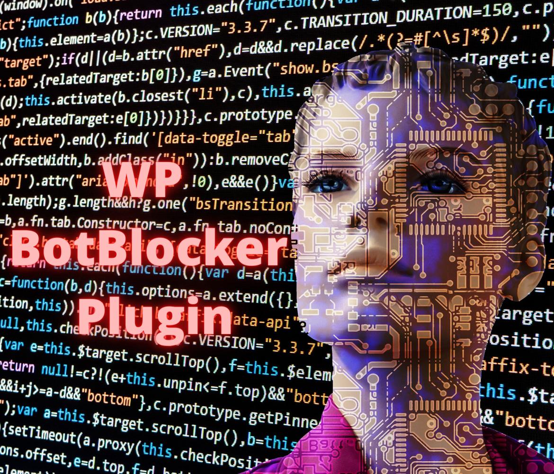 Wordpress BotBlocker Plugin for your website security
