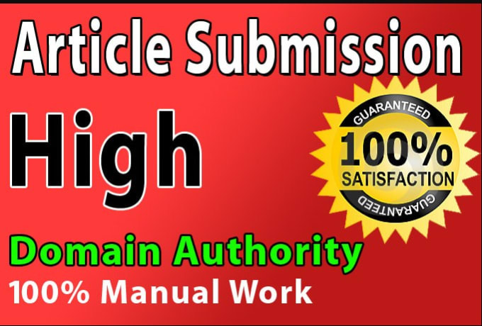 I will do 30 article posting manually