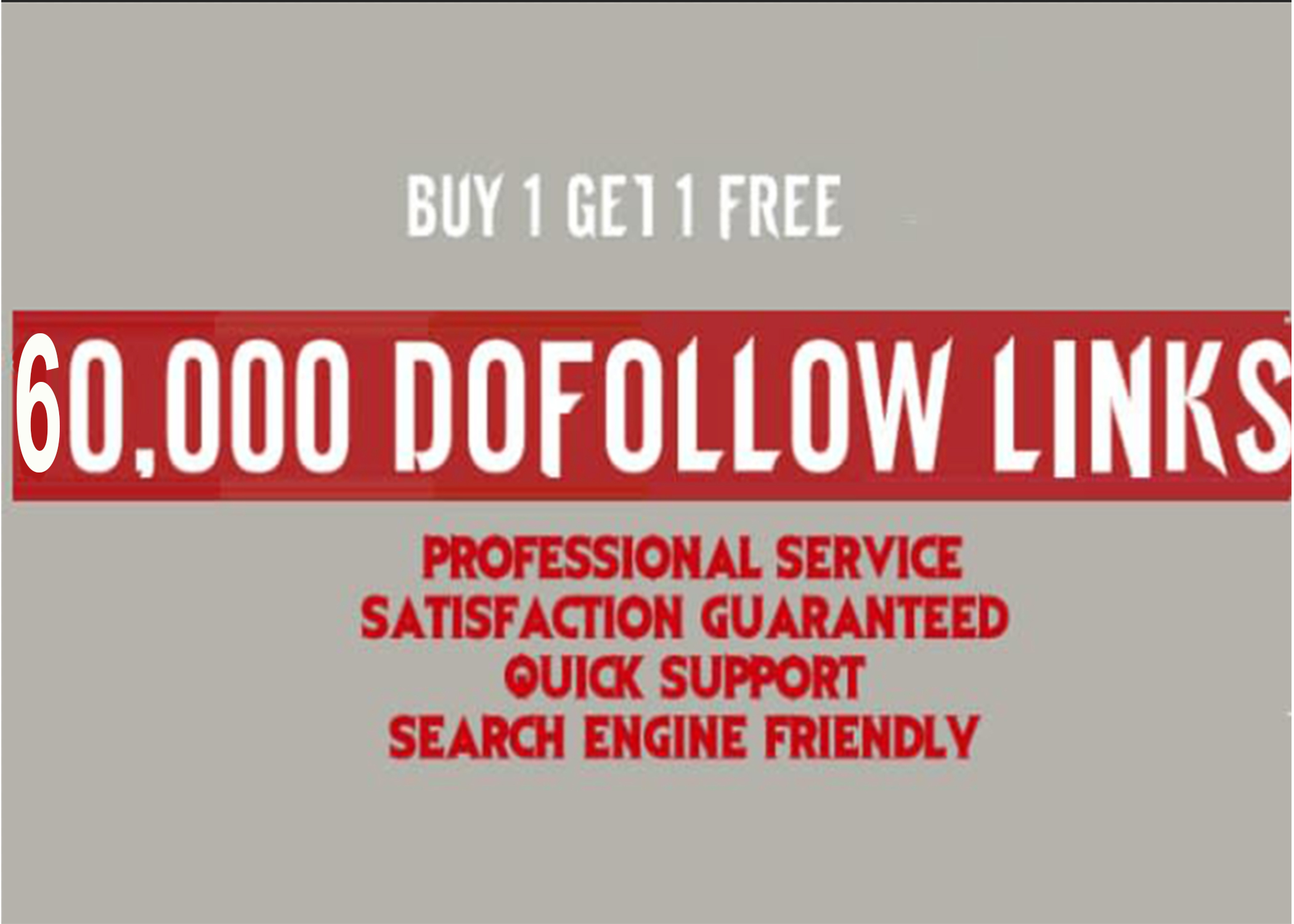 I will provide 60,000 blog comment dofollow seo backlinks