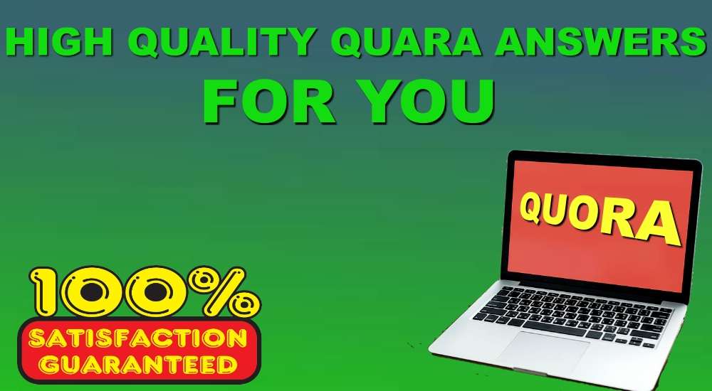 Posting 50 Quora Answers With Your Keywords and URL