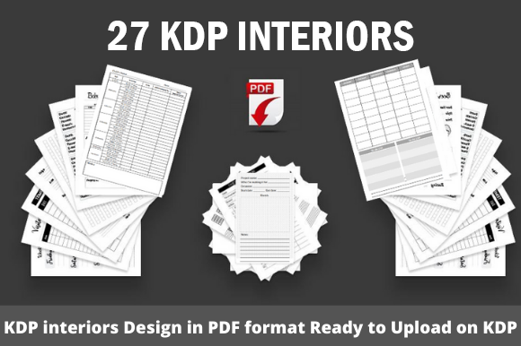 27 KDP Interiors To Start Your Low Content Business