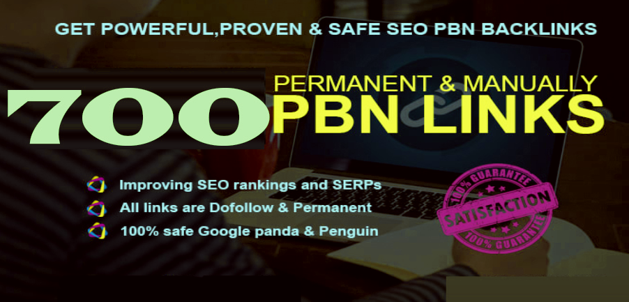 GET 700+ PREMIUM WEB2.0 PBNs BACKLINK with High Da/Pa/Cf/Tf in your homepage WITH unique website