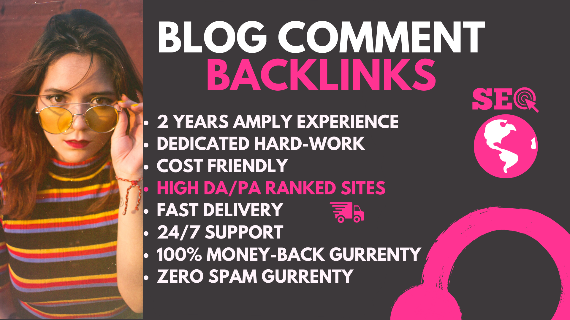 Manually 100 Dofollow Blog Comments Backlinks with High Authority Sites best for SEO