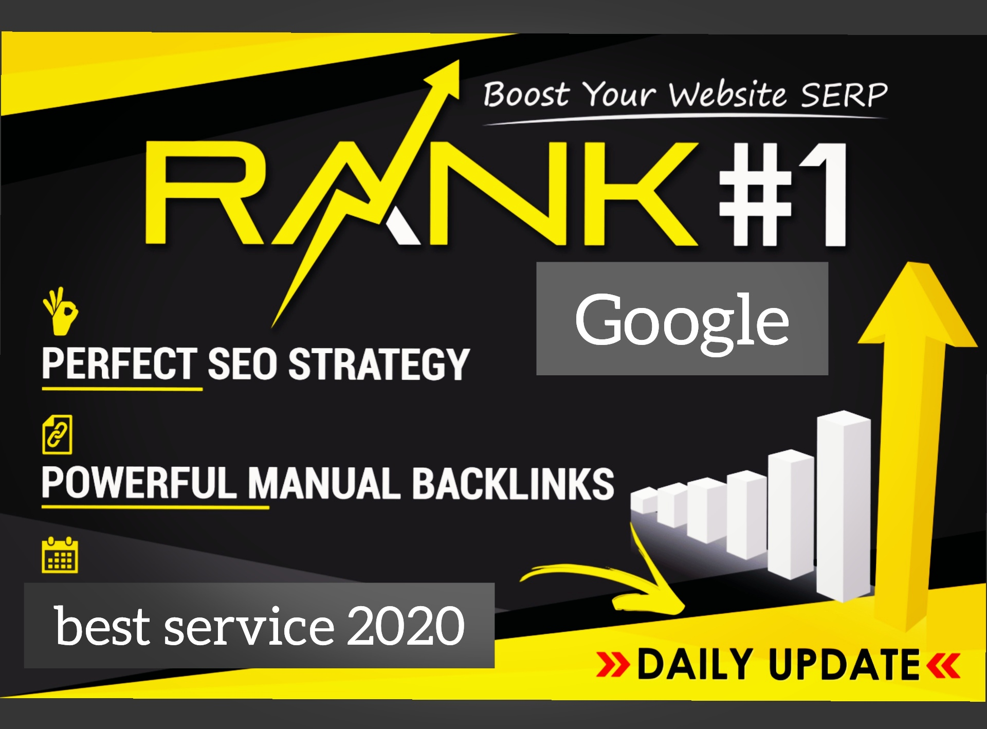 Exclusive 15 backlinks boost your Domain
