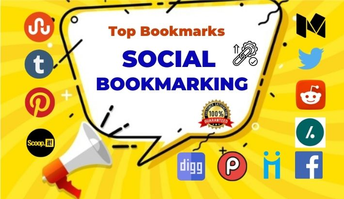 60 High Authority Social Bookmarking Manually