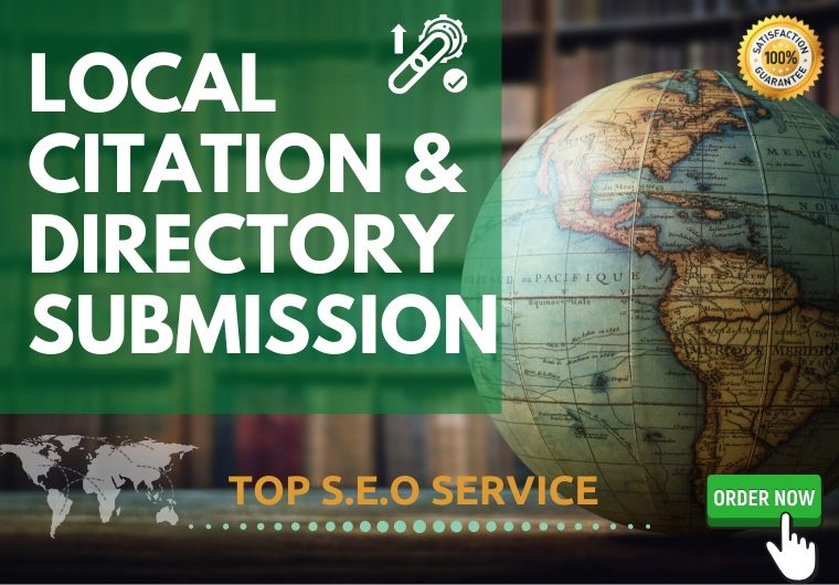 I will do 25 Local Citation + 25 Directory Submission Combo just