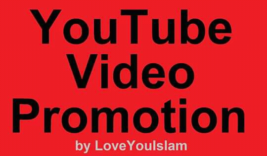 High Quality YouTube Video Promotion Marketing Fast Delivery