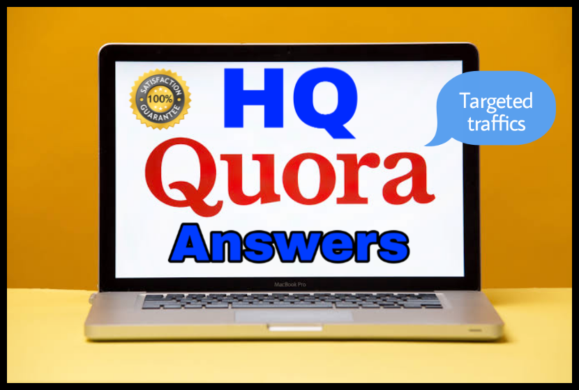 Boost your website with 15 HQ quora answer