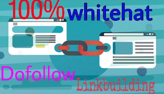 Get 10+ white hat linkbuilding to boost your website.