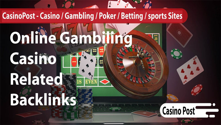 High quality 1000 links for your casino poker gambling site