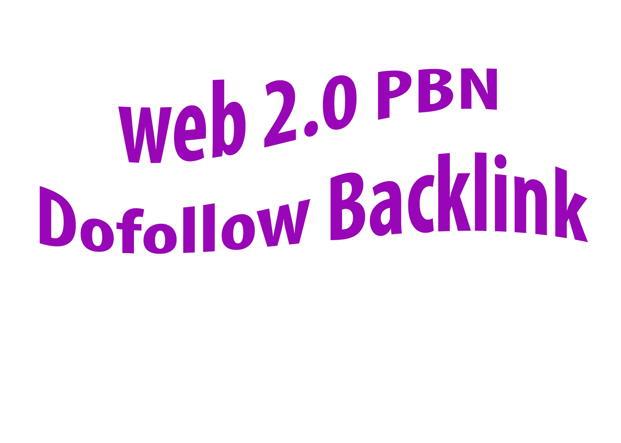 1000 Permanent web 2.0 PBN Dofollow Backlink with High TF,  CF,  DA,  PA with unique website