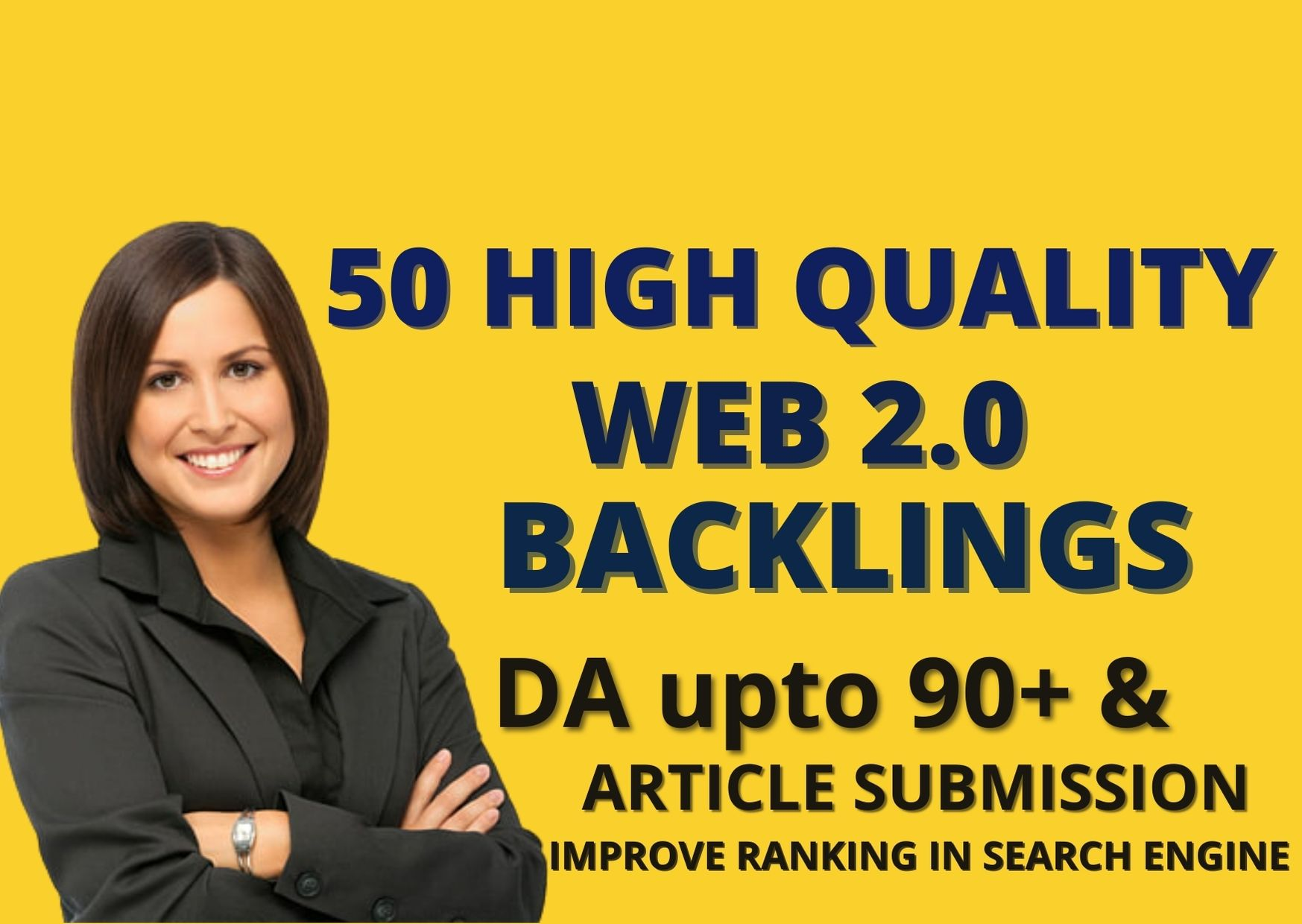 I Will Create Manually HQ Web 2.0 Backlinks for Your Blog