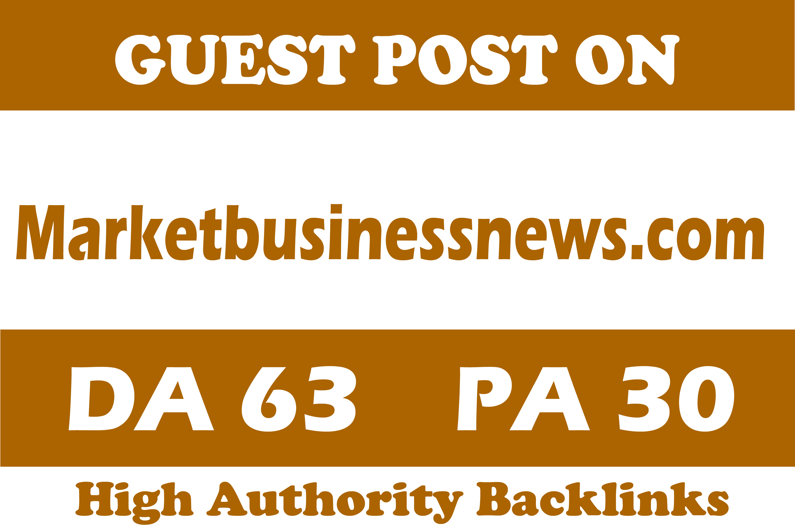 Publish guest post on Marketbusinessnews dot com your website ranking