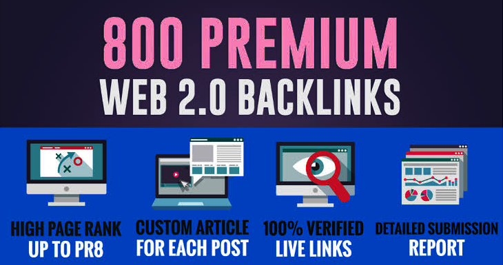 Get 800 Permanent PBNs Homepage Dofollow Backlinks - For Websites Ranking