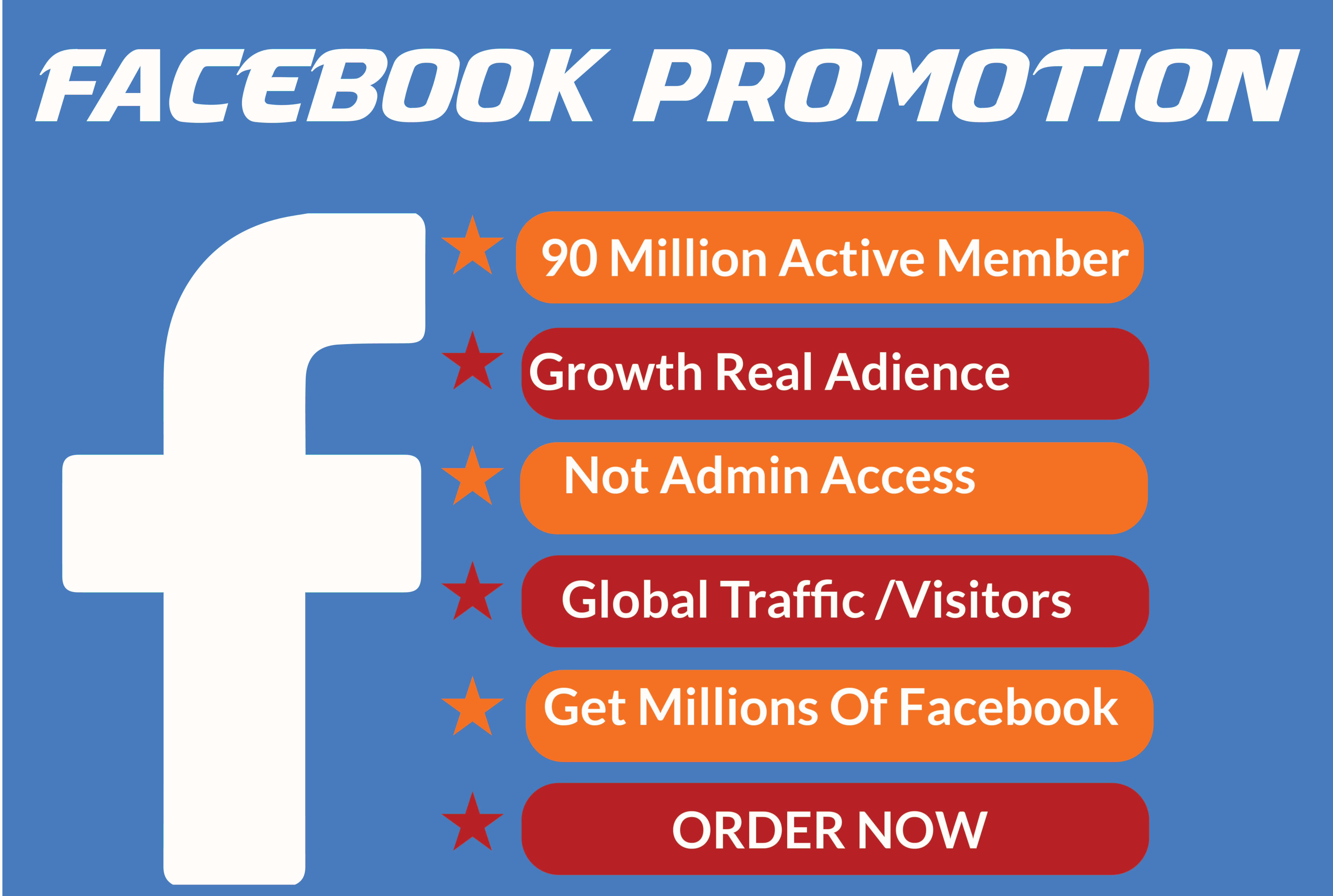 I will do promotion for any USA company in social media