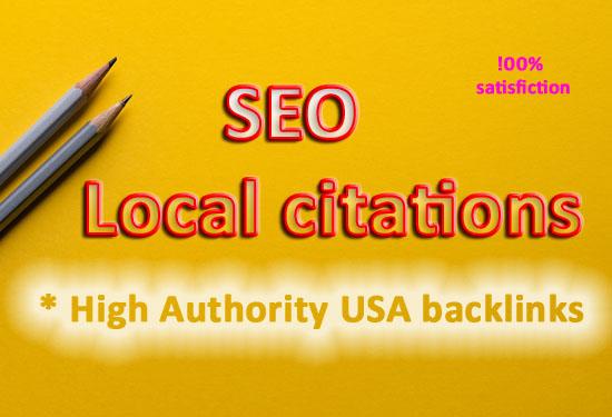 I will Local SEO citation submission upto 3o sites