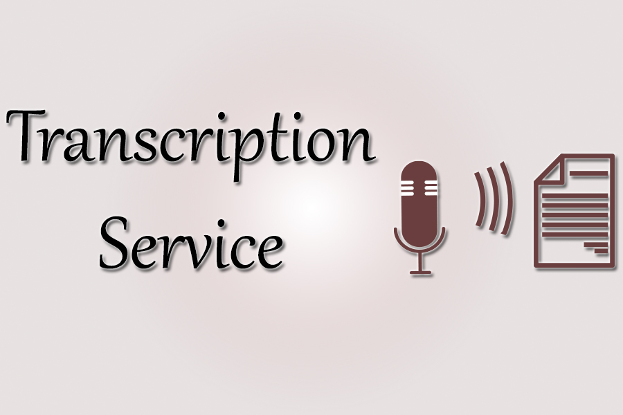 Doing Transcriptions up to 10 minutes Audio or Video