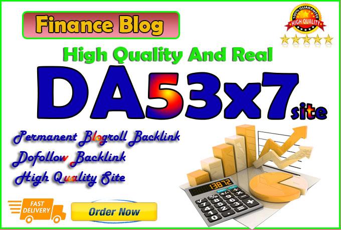 give link da53x7 site finance blogroll permanent