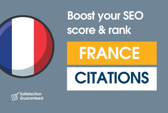 Do 62 France Citations To Target French Local Audience