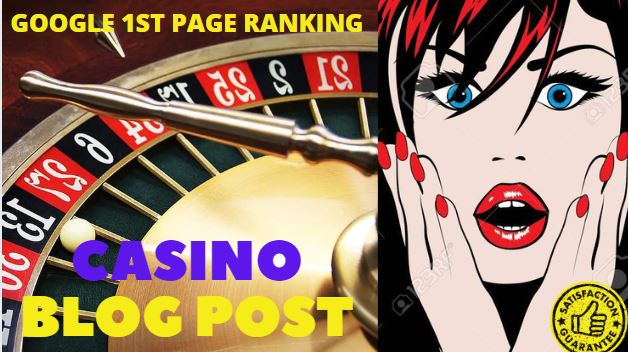 I WILL DO 500 CASINO/POKER/Gambling High Quality Pbn Backlinks on high authority sites
