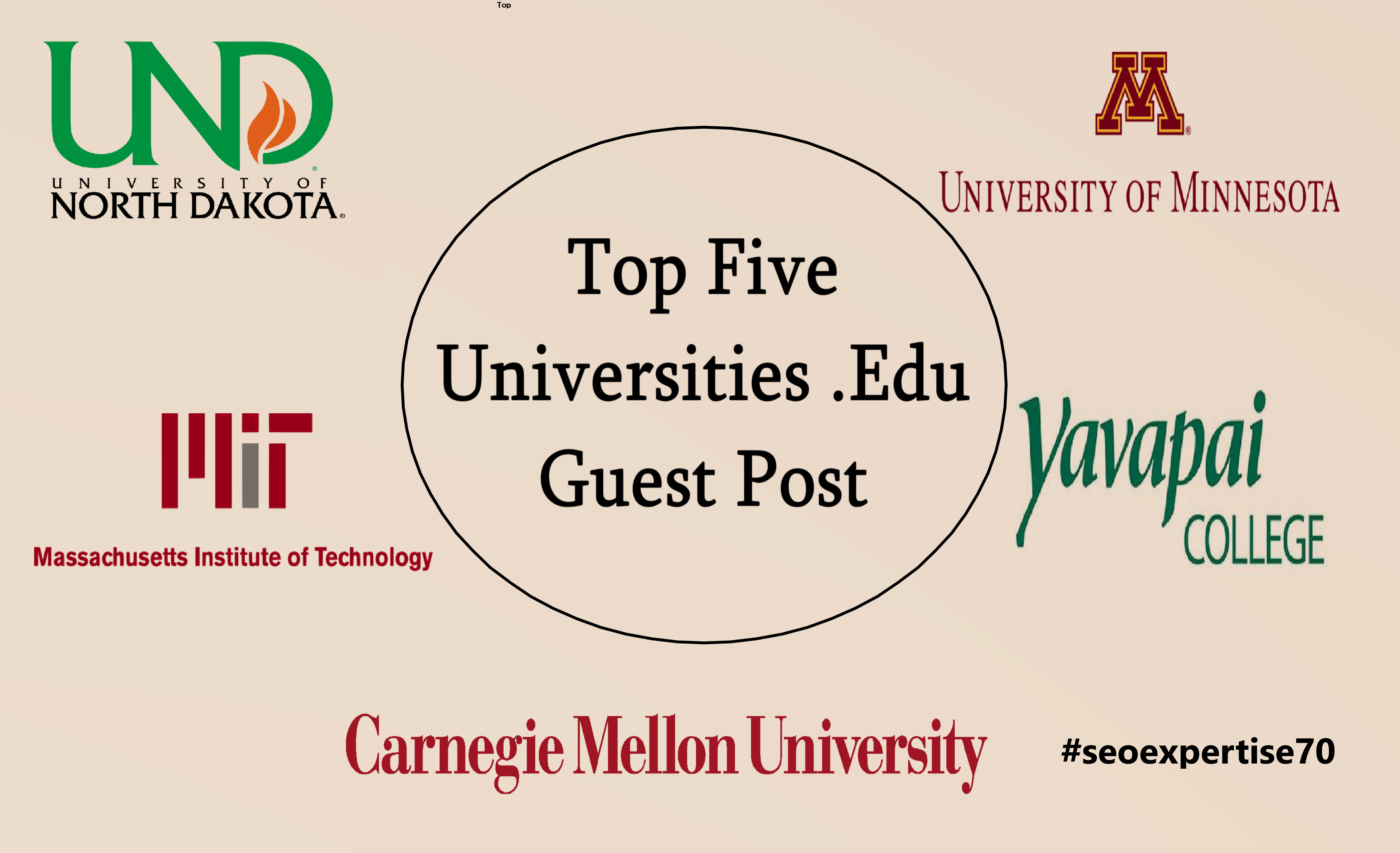 Guest Post Top 5 Education University with High DA90