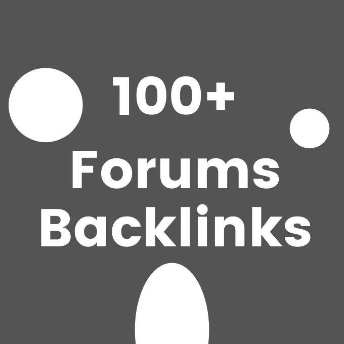 100 Profile seo Backlinks for ranking
