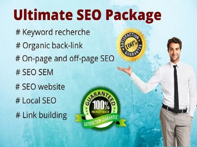 I will SEO your website by the organic way and rank your website on google ranking