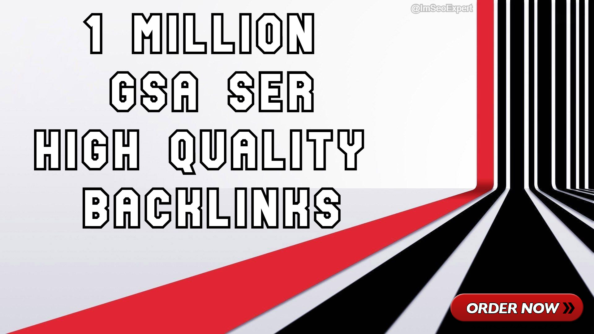 1 Million GSA SER High Quality BackLinks Authority Backlinks