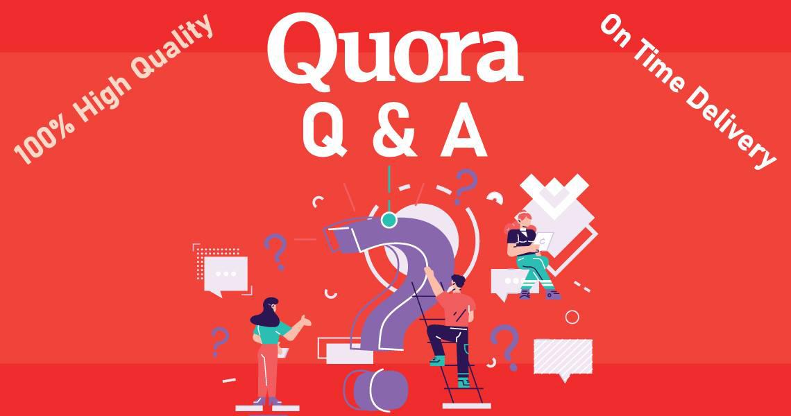 I will provide 50 unique manual quora answers