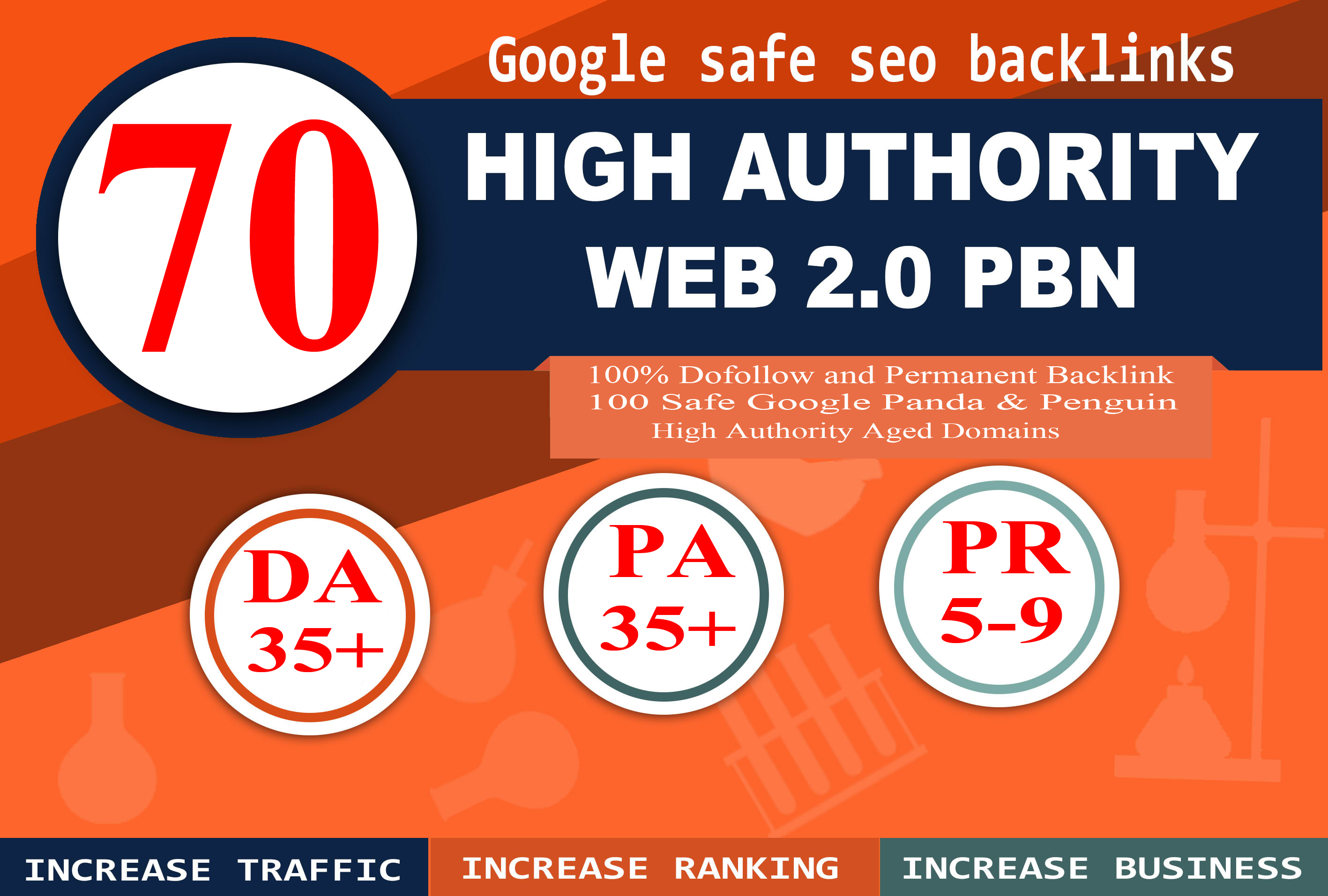 GET 70 powerfull PBN Backlink homepage web 2.0 with HIGH DA/PA/CF/TF WITH UNIQUE WEBSITE