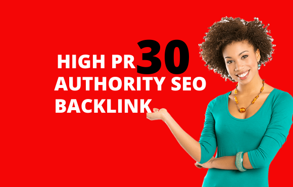 I will create 30 high Authority pr9 SEO profile backlink