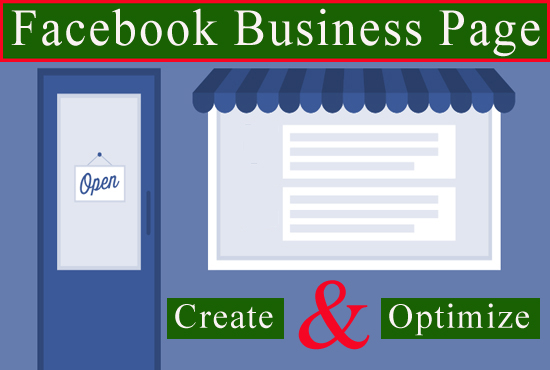 I will Create Professional Facebook Business Page
