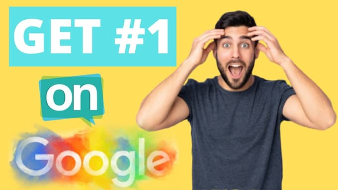 I will be your monthly local SEO agency for google 1st page ranking