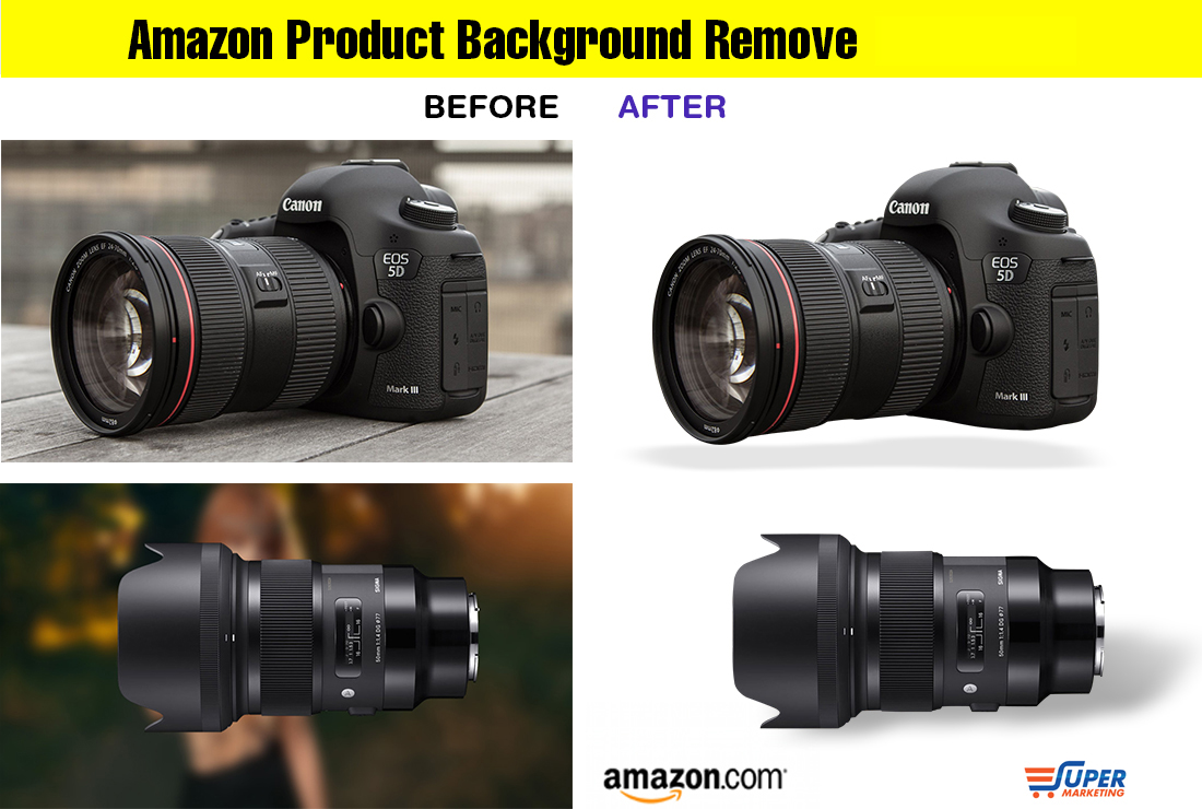I will do photoshop edits, background remove, 5 images resize within 6 hours