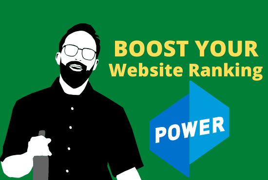 I will increase domain authority of your site da 40 plus in 20 days