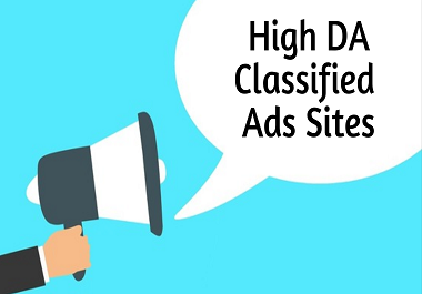 I will 50 USA post your ad to top classified ad posting sites