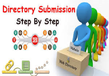 I will do 100 directory submission and USA local citations