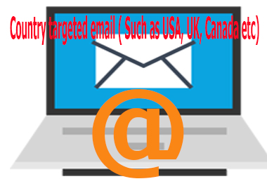 5k I will provide you niche targeted Email list