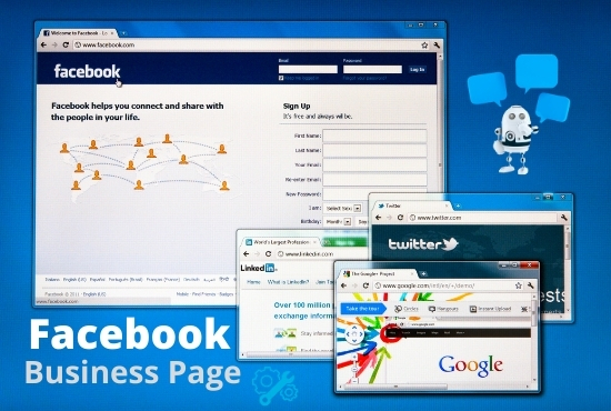 Set up,  Optimize or Fix your Facebook Business Page With SEO