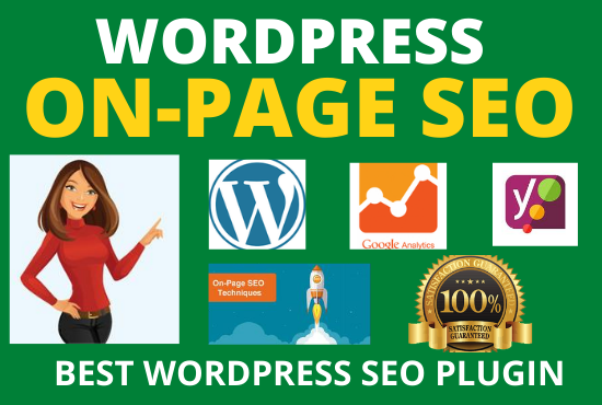 I will do ON Page SEO Optimization for Wordpress site