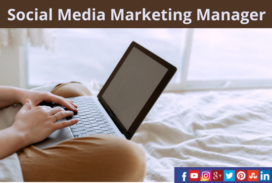 Be your professional social media marketing manager