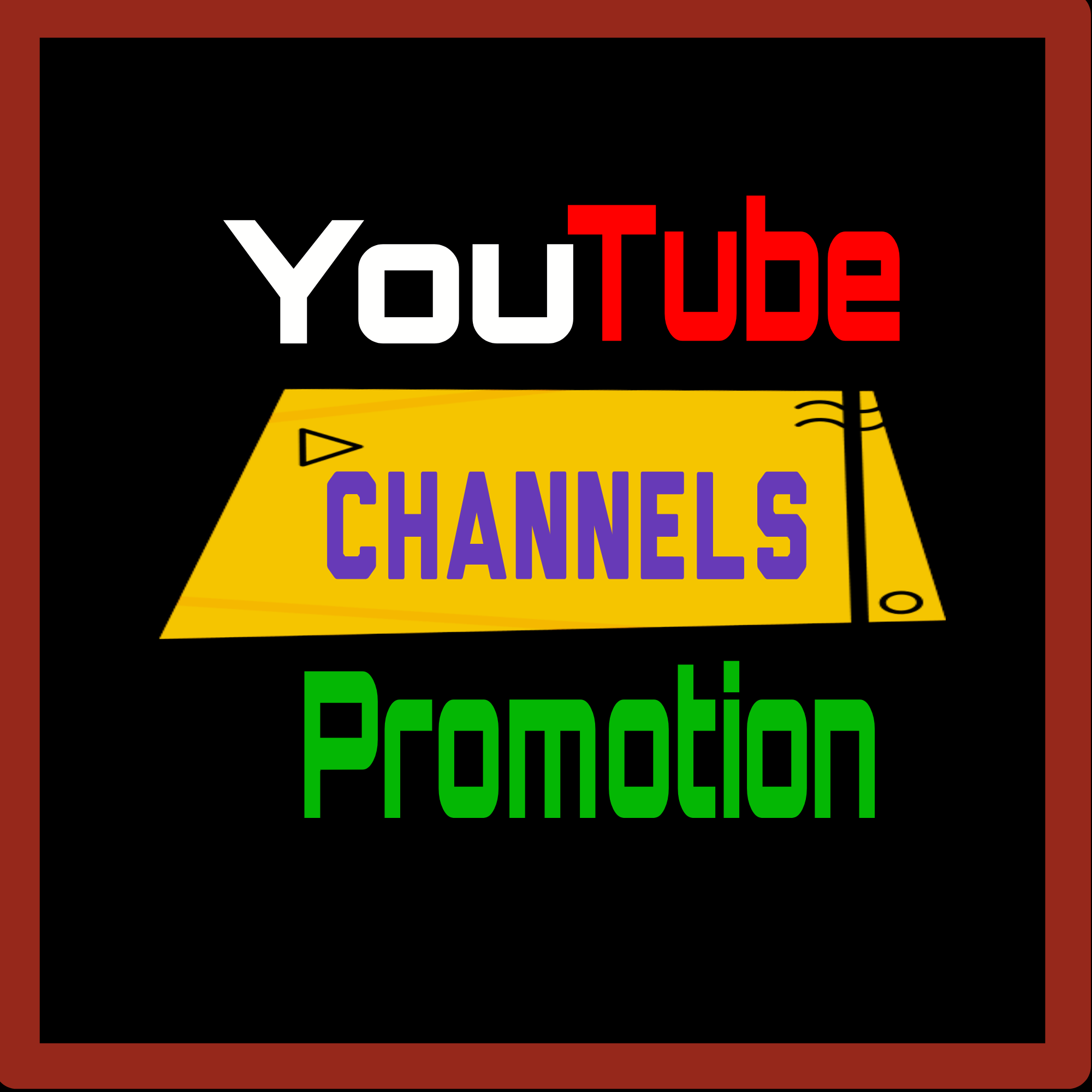 Channel Promotion Organic Real and Safe Fast Delivery