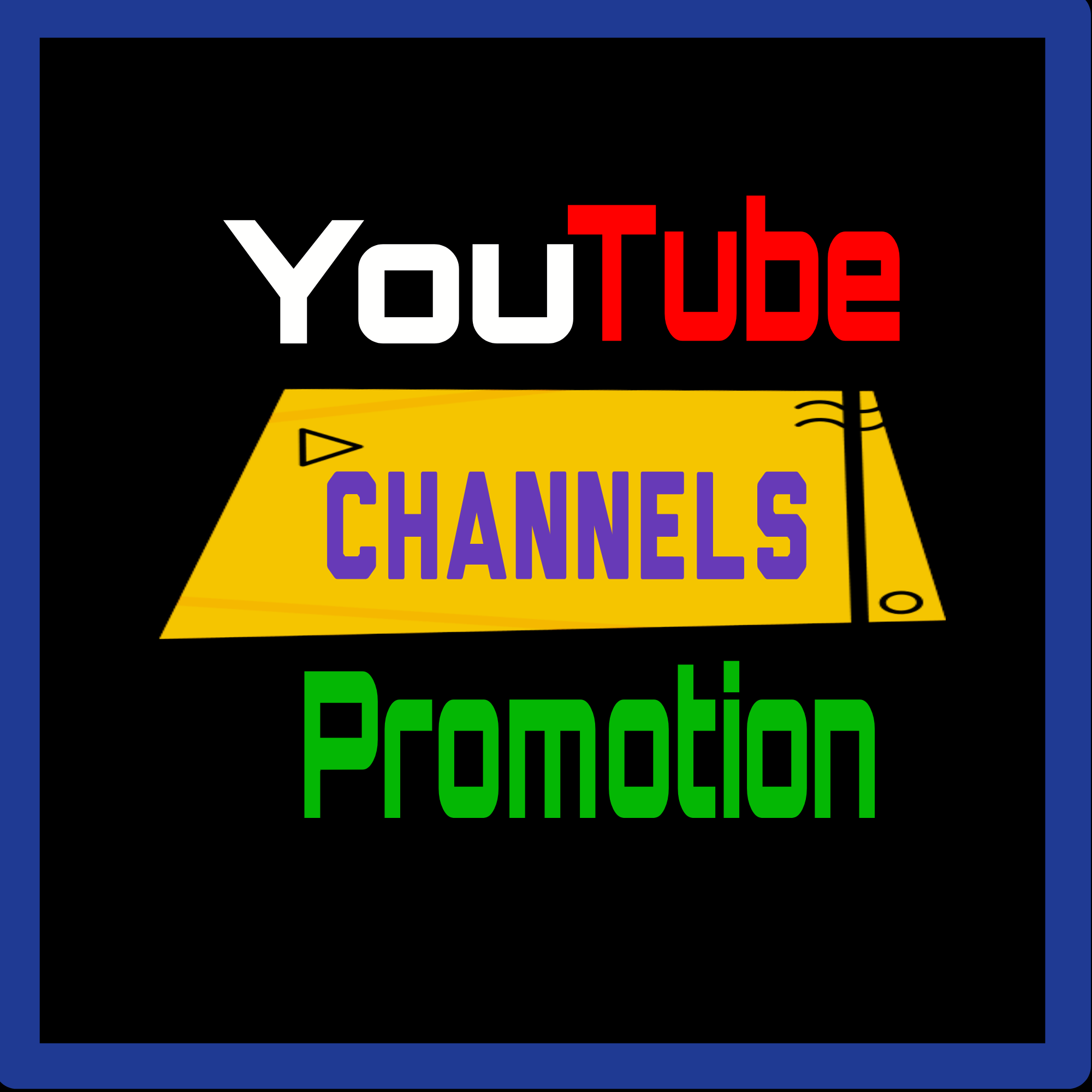 Channels Promotion Real and Safe Fast Delivery