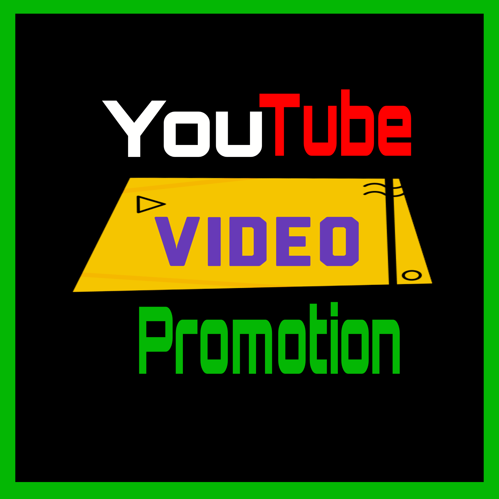 YouTube Video Promotion Social Media Marketing Fast Delivery