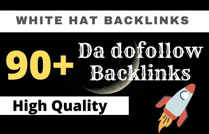 I will build high authority back links to boost your ranking High quality