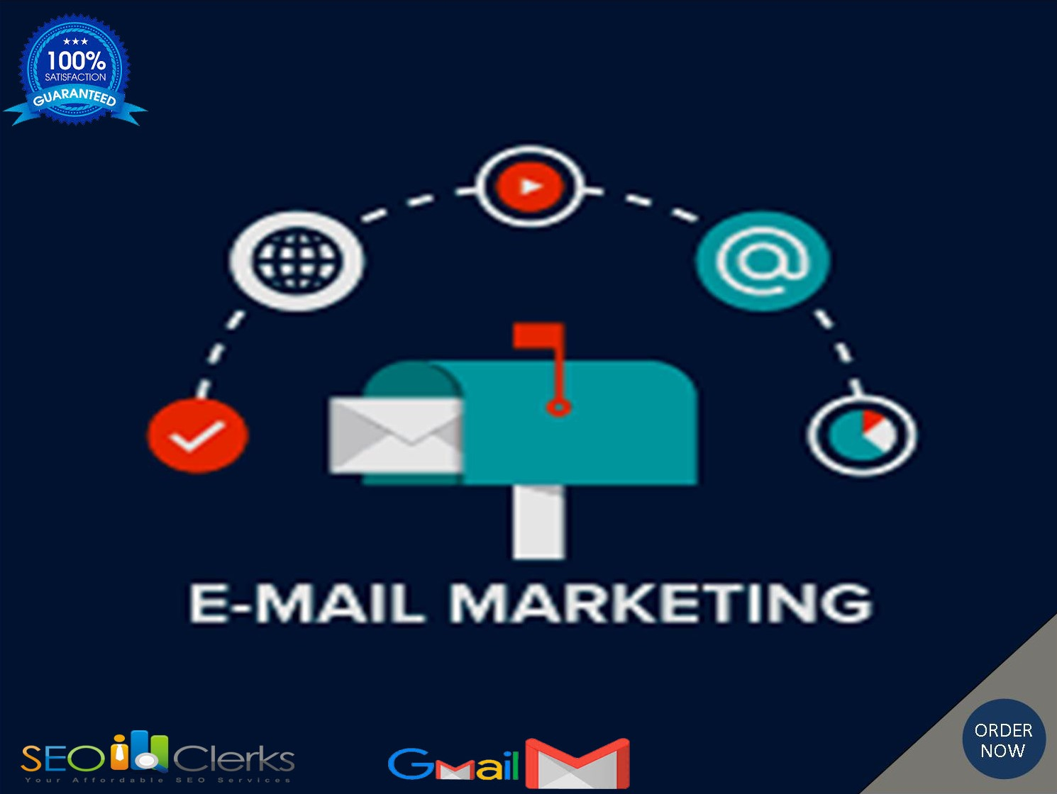 Provide you 5K niche Email list for Your Targeted Email Marketing