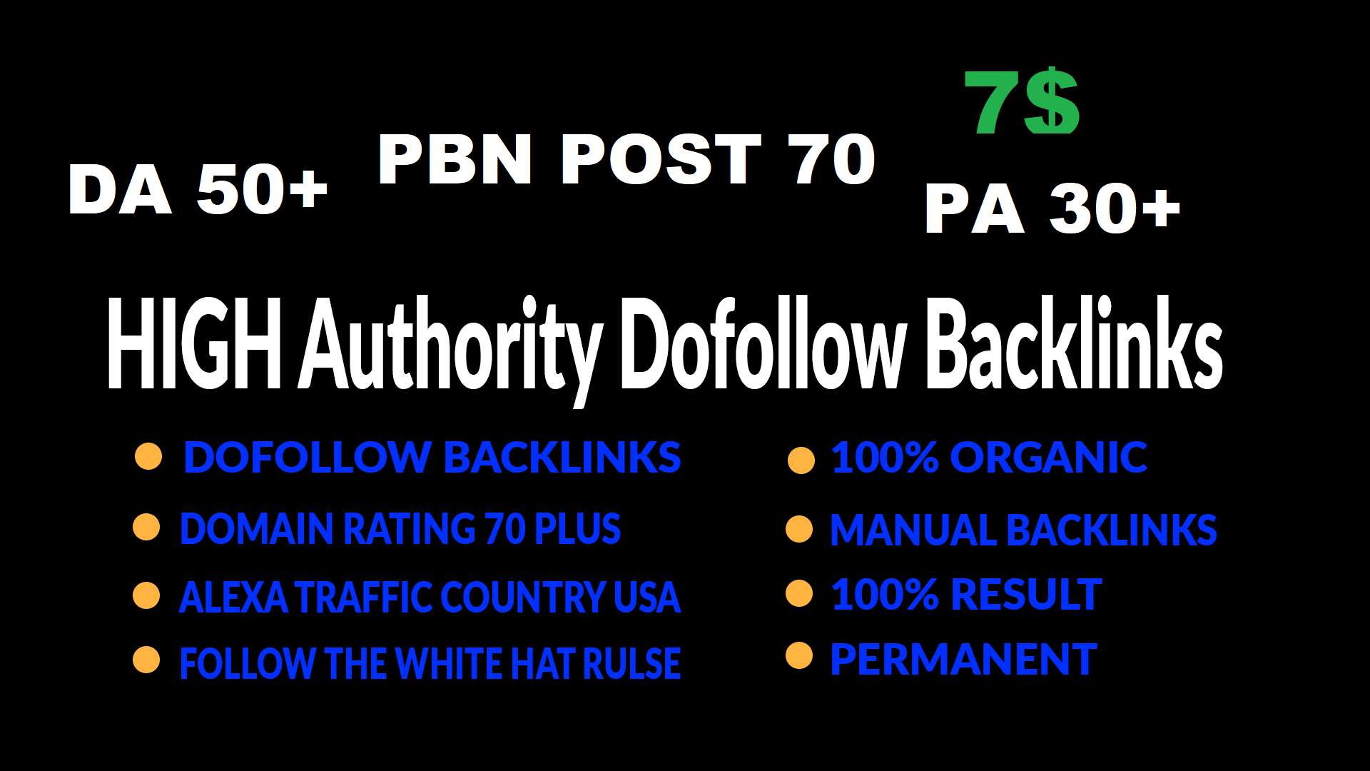 Get 70 Web 2.0 PBN Blog DA 50+ Pa 30+ With Dofollow Backlins Unique Doming