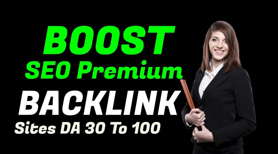 build 100 SEO premium PBN backlinks da 30 to 100 poker website