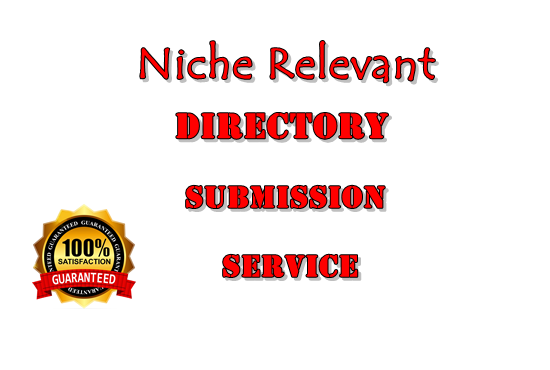I will do 100 directory submission for your website