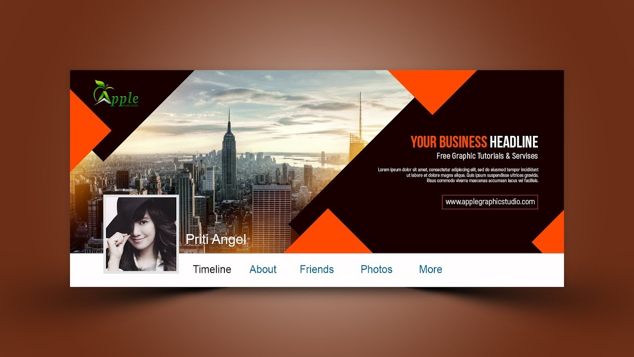 I will design a professional facebook & all other social media cover